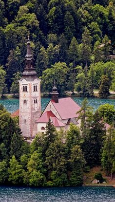 Lake Bled, Slovenia. I want to go see this place one day. Please check out my website thanks. www.photopix.co.nz