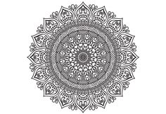 Coloriage gratuit à imprimer - Coloriage anti-stress et mandala gratuits pour adulte - Prima.fr