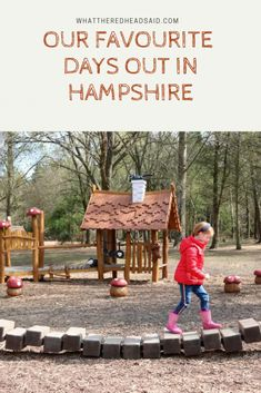 Our Favourite Days Out in Hampshire - What the Redhead said Days Out With Kids, Great Days Out, Family Days Out, The Living Rainforest, Days Out In Scotland, Legoland Theme Park, Legoland Windsor, Farm Day, Outdoor Play Areas