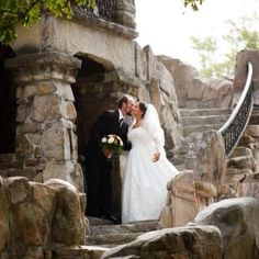 Bride's tower at Boldt castle.