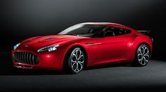 Aston Martin V12 Zagato. Beautiful car!