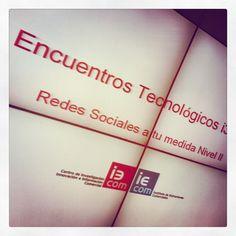 De la mano del @i3com_es, se ha impartido formación sobre la aplicación de las #RedesSociales en el #Comercio de #Burgos y como no podía ser de otra forma, también hemos tenido hashtag: #EncuentrosTecnológicos. En breve veremos por las Redes Sociales a unas muy buenas piezas; llega #CarneFresca y seguro que lo hace con #Calidad y #Profesionalidad. Gracias al equipo de @i3com_es (FECBurgos) por sus atenciones e inmejorables instalaciones! Formación en @@LeopoldoRoldanP