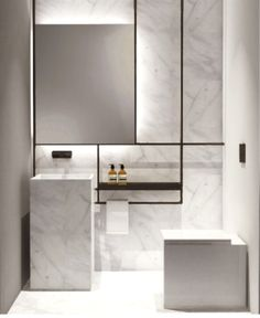 Dreaming of a designer or luxury bathroom? We've gathered together lots of gorgeous bathroom ideas for small or large budgets, including baths, showers, sinks and basins, plus bathroom decor ideas. Modern Master Bathroom, Family Bathroom, Modern Bathroom Design, Bathroom Interior Design, Master Bathrooms, Small Bathrooms, Beautiful Bathrooms, Barn Bathroom, Interior Decorating