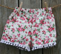 Roses bloomers - size 2 | Felt