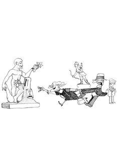 Lucky Luke, Humor Grafico, Amazing Adventures, Pencil Art, Funny Comics, Caricature, Memes, Ink, Cartoon