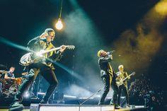 U2News — Opening night of #U2ieTour in Europe (Pala...