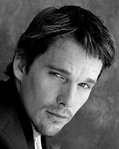 Men Portrait, Ethan Hawke, First Crush, Music Tv, Beautiful Men, Royalty, Illustration Art, Hollywood, Actors