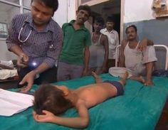 Students die after eating school lunch in India
