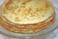 Panquecas Sem Glúten « Delishville Sem Gluten
