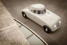 Audi Jaray, designed by Paul Jaray, 1930's