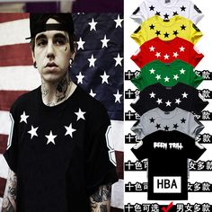 Hood By Air HBA X Been Trill Yeezy PYREX 2014 PRINT Brand men 100% COTTON sport t shirt CASUAL Short sleeve men t-shirts tops - http://www.aliexpress.com/item/Hood-By-Air-HBA-X-Been-Trill-Yeezy-PYREX-2014-PRINT-Brand-men-100-COTTON-sport-t-shirt-CASUAL-Short-sleeve-men-t-shirts-tops/1714848599.html