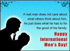 7 International Men S Day Ideas International Men S Day Men S Day Happy International Men S Day