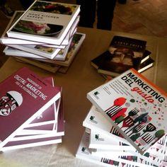 Presentazione 14 maggio 2016 a Porto Cervo Food Festival. L'angolo dei libri dedicati al marketing e #Food #Ristorazione Festival, Marketing, Cover, Books, Libros, Book, Book Illustrations, Libri