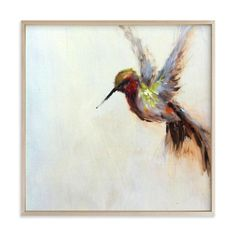"""The Humbly Hummingbird "" - Painting Limited Edition Art Print by Amanda Faubus. Art Colibri, Hummingbird Painting, Custom Art, Painting Inspiration, Wall Art Prints, Modern Art, Art Projects, Original Paintings, Fine Art"