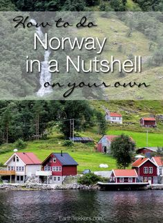 Norway in a Nutshell on your own. How to build your own Norway in a Nutshell itinerary and why doing it this way has its advantages.