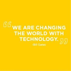 #Quote on #technology.