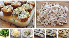 Ингредиенты: две куриные небольшие грудки; четверть чашки Ранч соуса (майонез или густая сметана с...