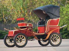 1905 Tribelhorn Electric Brougham