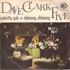 The Dave Clark Five - Yakkety Yak / Shimmy, Shimmy (Vinyl) at Discogs