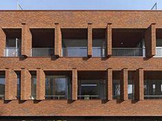 Cultureel Centrum Elckerlyc Hilvarenbeek, Hilvarenbeek, 2013 - Bedaux de Brouwer Architecten