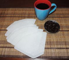 29 Reasons to Use Coffee Filters for Survival