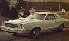 Classic Car News – Classic Car News Pics And Videos From Around The World Ford Mustang Shelby Cobra, New Mustang, Muscle Cars, Ford Pinto, First Date Outfits, Old Ford Trucks, American Classic Cars, Old Fords, Pony Car