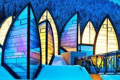 Conoce el lujoso spa que fusiona la arquitectura con la naturaleza