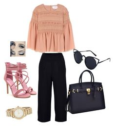 """""""My style"""" by sarahssmba on Polyvore featuring See by Chloé and DKNY"""