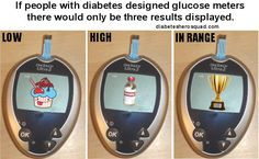 If people with #diabetes designed glucose meters....