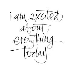 Instead of dreading Mondays, start the week with excitement and positive energy! Embrace the endless possibilities for the week ahead and think about what you want to accomplish. Get excited for what's to come! #motivationmonday
