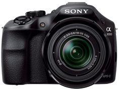 Sony Alpha A3000 20.1MP Compact Digital Camera w/ 18-55mm Lens $269 + Free Shipping