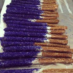 Dip sticks:) grave digger birthday party!