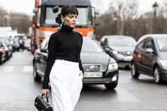 Easygoing street style looks for the fuss-free girl in all of us - Vogue Australia