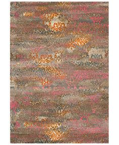 Dalyn Modern Abstracts Salon Multi Area Rugs - Rugs - Macy's