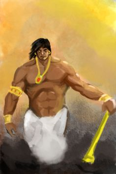 Bhima by crazyjihadi.deviantart.com on @DeviantArt