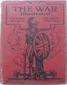 THE WAR ILLUSTRATED Hammerton. The standard reference on the First World War.