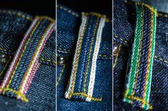 Selvedge Lined Belt Loops