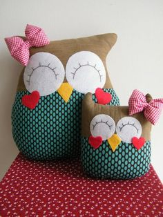 50 Modelos de Corujinhas em Feltro para Você Costurar Owl Sewing, Sewing Toys, Baby Sewing, Sewing Crafts, Sewing Projects, Projects To Try, Owl Crafts, Diy And Crafts, Crafts For Kids