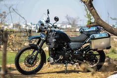 The Royal Enfield Himalayan basking in the sunlight after its launch :D Enfield Motorcycle, Motorcycle News, Motorcycle Garage, Motorcycle Style, Himalayan Royal Enfield, Royal Enfield Wallpapers, Royal Enfield Bullet, Touring Bike, Custom Bikes