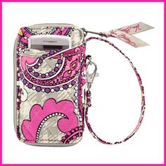 Wristlets are a hot item. They allow a person to carry the bare essentials needed to get through the day and you can look good doing it. A wristlet...
