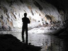 "Namakdan Cave-Qeshm Island-Hormozgan Province  (Iran) "" The Middle East - Asia """