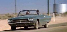 Thelma & Louise: 1966 Ford Thunderbird