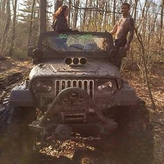 A fun day was had right here !  #jeepbeef @Joshcampfield playing #dirty #jeep #Padgram