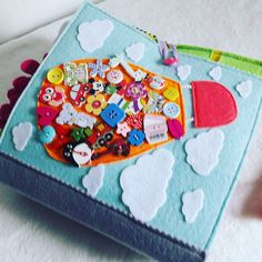 La multi ani Luca!!! #quietbook #felt #onorder #personalized #presant #colors🏳️🌈 #fishing #clock #seasonstree #farm #lockers #numbers… Lockers, Numbers, Coin Purse, Fishing, Felt, Clock, Seasons, Instagram, Watch