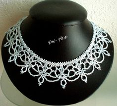 Photos Creations Challenge No. 18 - collective of creative activities Blog beaded lace