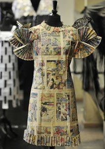 ecohouse: vestidos reciclados