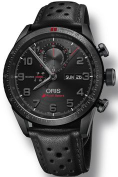 Oris Watch Audi Sport Limited Edition