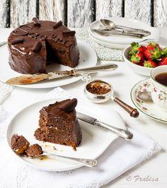 La cocina de Frabisa: Tarta Sacher, la AUTÉNTICA Vienesa