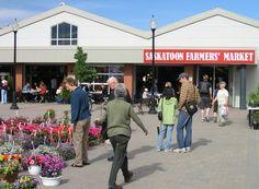 Saskatoon Farmers' Market / 414 Avenue B South, Riversdale