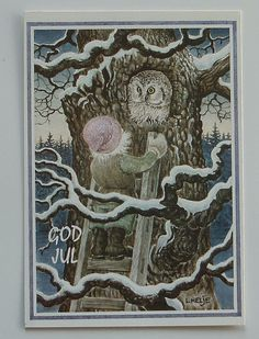 kinnox.se/postcards... Lennart Helje, Swedish folk artist